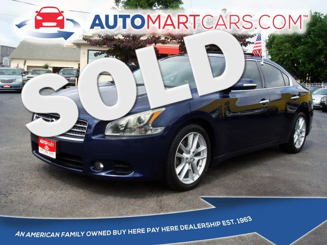 2009 Nissan Maxima 3.5 SV w/Premium Pkg | Nashville, Tennessee | Auto Mart Used Cars Inc. in Nashville Tennessee