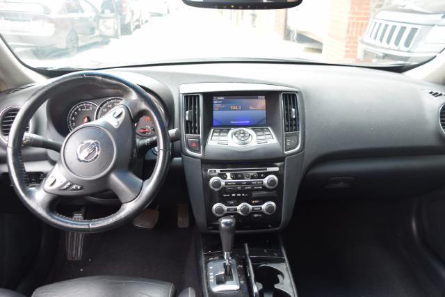 2009 Nissan Maxima 4dr Sdn V6 CVT 3.5 S Richmond Hill, New York 10