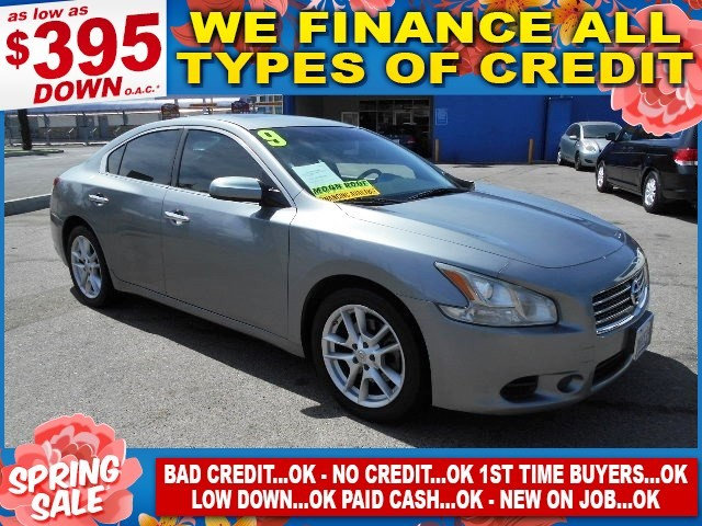 2009 Nissan Maxima 35 S Limited warranty included to assure your worry-free purchase AutoCheck r