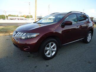 2009 Nissan Murano SL-All Wheel Drive leather Charlotte, North Carolina 8