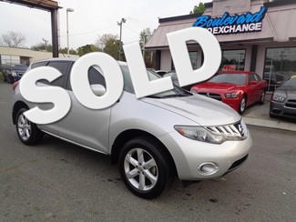 2009 Nissan Murano S 1 week promo Charlotte, North Carolina