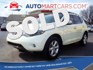 2009 Nissan Murano in Nashville Tennessee