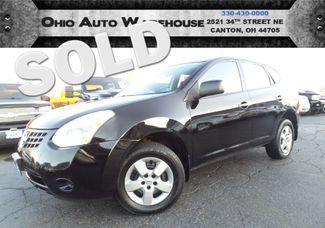 2009 Nissan Rogue S All Wheel Drive 26MPG We Finance | Canton, Ohio | Ohio Auto Warehouse LLC in  Ohio