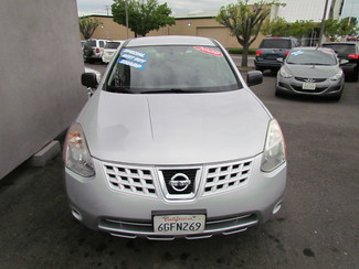 2009 Nissan Rogue S Sacramento, CA 4