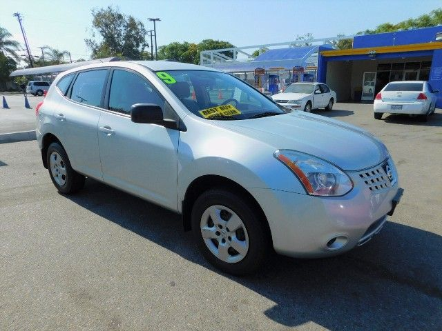 2009 Nissan Rogue S Limited warranty included to assure your worry-free purchase AutoCheck report
