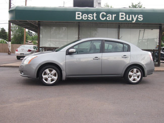2009 Nissan Sentra 2.0 S Englewood, CO 1