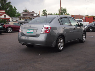 2009 Nissan Sentra 2.0 S Englewood, CO 4