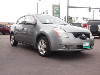 2009 Nissan Sentra 2.0 S Englewood, CO 6