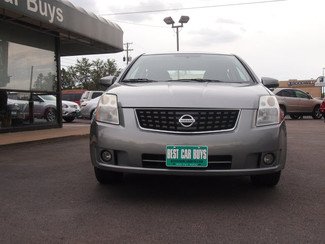 2009 Nissan Sentra 2.0 S Englewood, CO 7