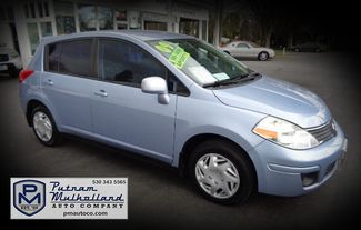 2009 Nissan Versa S Sedan Chico, CA