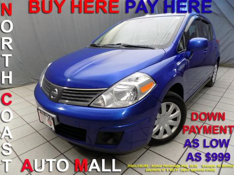 2009 Nissan Versa 1.8 S As low as $999 DOWN in Cleveland, Ohio