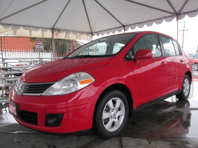 2009 Nissan Versa 18 SL This particular vehicle has a SALVAGE title Please call or email to check