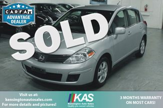 2009 Nissan Versa SL Hatchback Kensington, Maryland