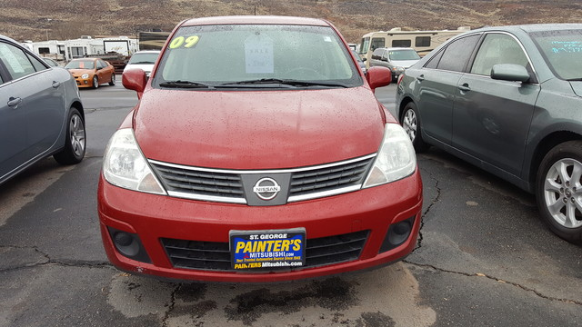 2009 Nissan Versa 1.8 S St. George, UT 1