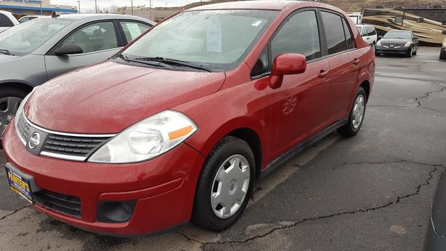 2009 Nissan Versa 1.8 S St. George, UT 0