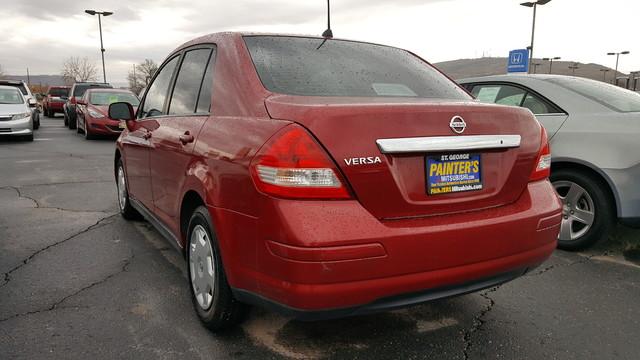 2009 Nissan Versa 1.8 S St. George, UT 4
