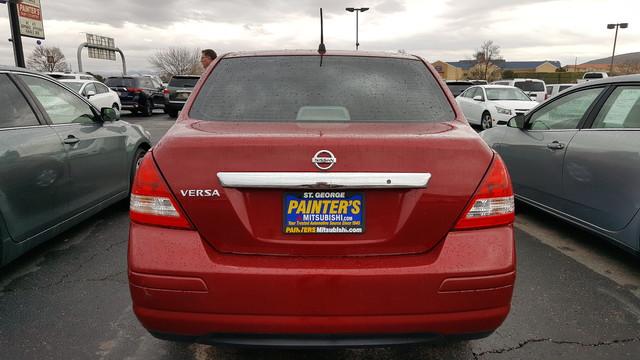 2009 Nissan Versa 1.8 S St. George, UT 3