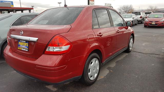 2009 Nissan Versa 1.8 S St. George, UT 2