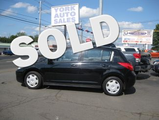 2009 Nissan Versa 18 S  city CT  York Auto Sales  in , CT
