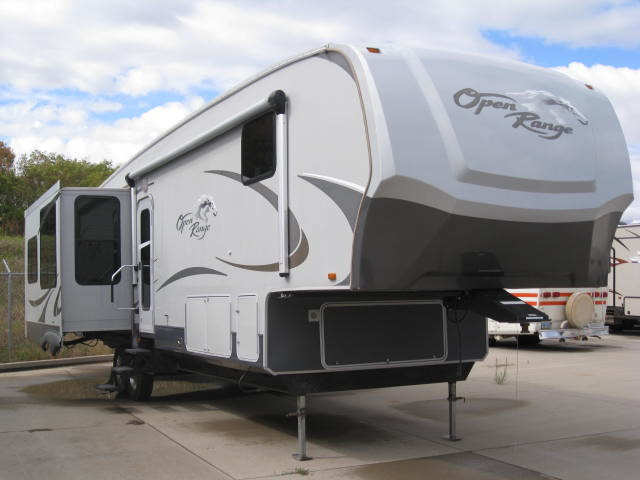 2009 Open Range 385RLS Mandan, North Dakota 0