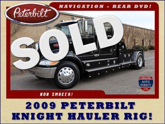 2009 Peterbilt Knight Hauler Crew Cab Mooresville , NC