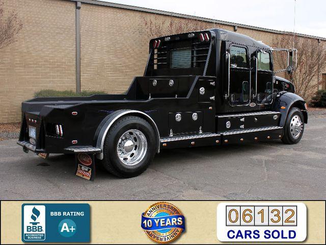 2009 Peterbilt Knight Hauler Crew Cab Mooresville , NC 1
