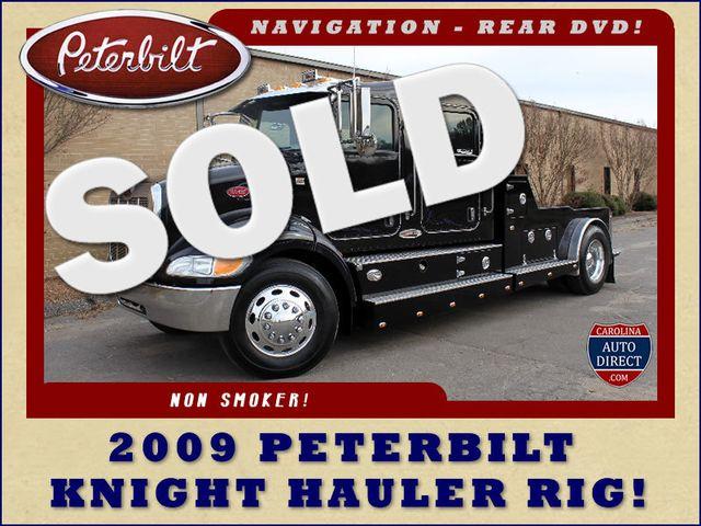 2009 Peterbilt Knight Hauler Crew Cab Mooresville , NC 0