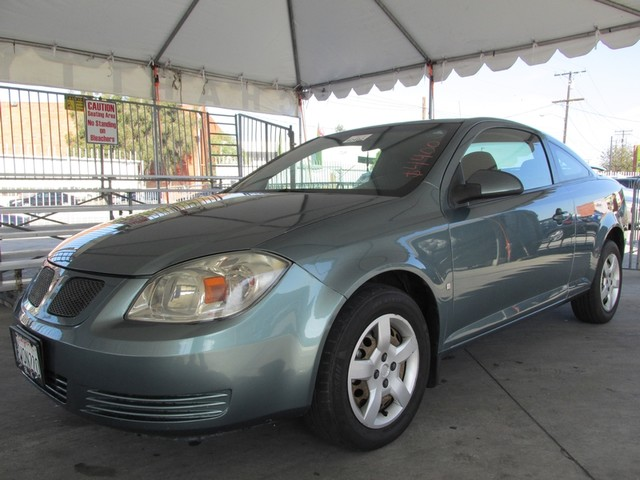2009 Pontiac G5 This particular vehicle has a SALVAGE title Please call or email to check availabi