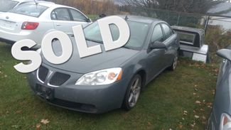 2009 Pontiac G6 in Derby, Vermont