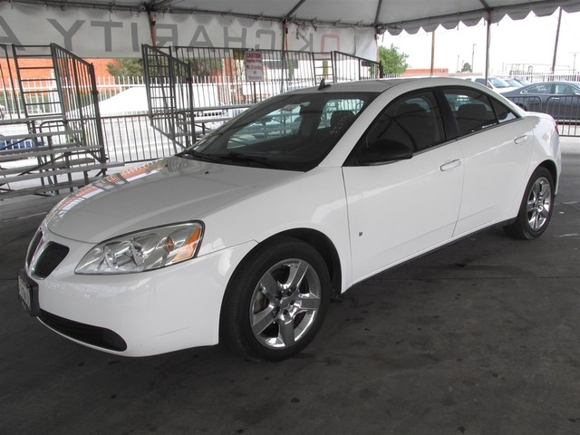 2009 Pontiac G6 w1SA Ltd Avail Please call or e-mail to check availability All of our vehicl