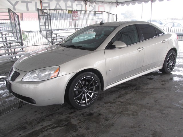 2009 Pontiac G6 w1SB This particular vehicle has a SALVAGE title Please call or email to check a