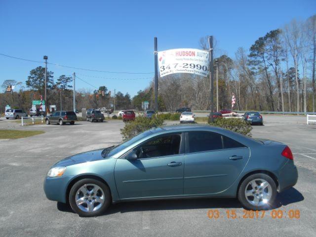 2009 Pontiac G6 w/1SA *Ltd Avail* | Myrtle Beach, South Carolina | Hudson Auto Sales in Myrtle Beach South Carolina