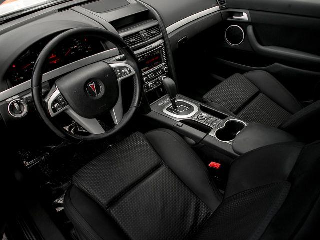 2009 Pontiac G8 GT Burbank, CA 10