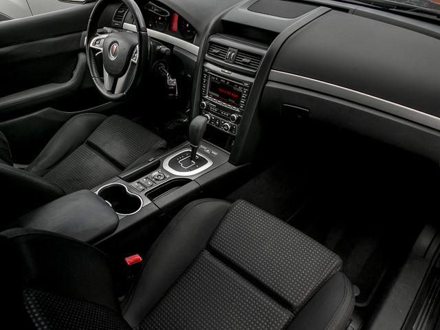2009 Pontiac G8 GT Burbank, CA 11