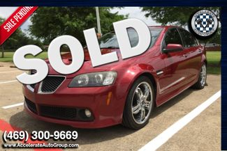2009 Pontiac G8 GT Rare Find! | Garland, Texas | Accelerate Auto Group in Garland