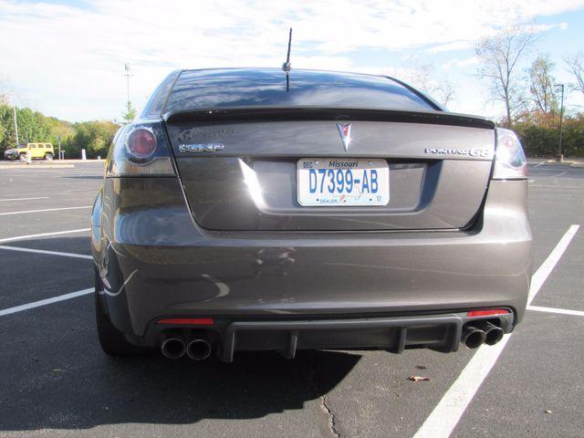 2009 Pontiac G8 GXP St. Louis, Missouri 4