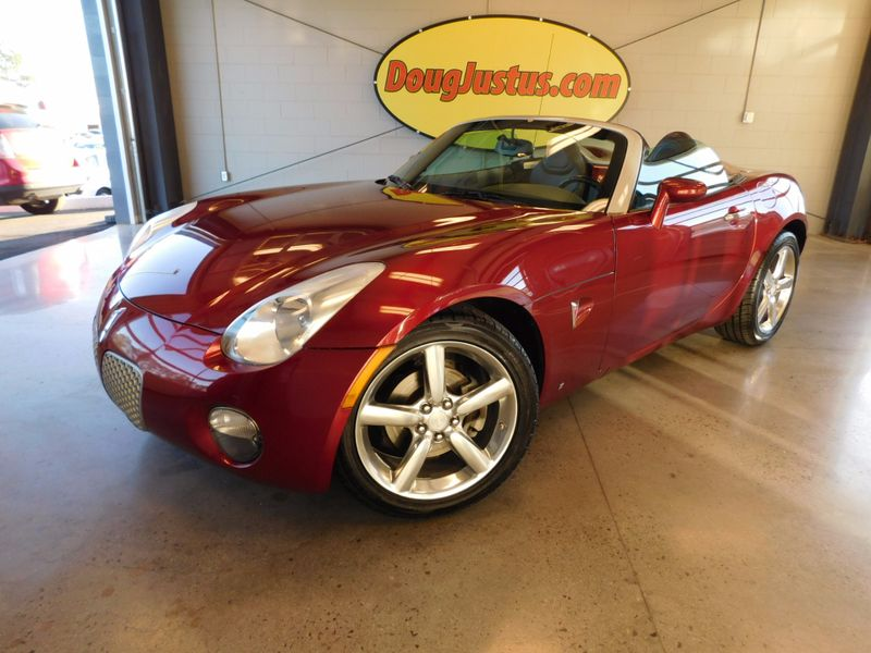 2009 Pontiac Solstice   city TN  Doug Justus Auto Center Inc  in Airport Motor Mile ( Metro Knoxville ), TN