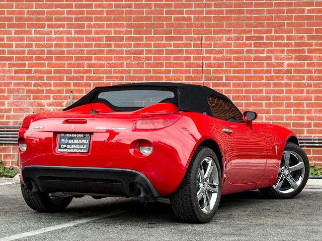 2009 Pontiac Solstice GXP Burbank, CA 6