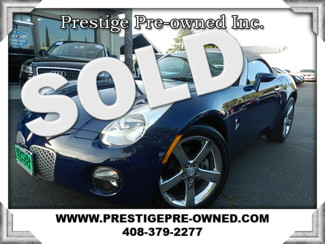 2009 Pontiac Solstice in Campbell California