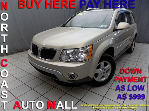 2009 Pontiac Torrent As low as $999 DOWN in Cleveland, Ohio