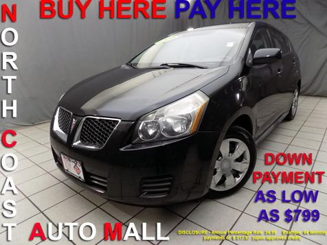 2009 Pontiac Vibe w/1SB As low as $799 DOWN in Cleveland, Ohio