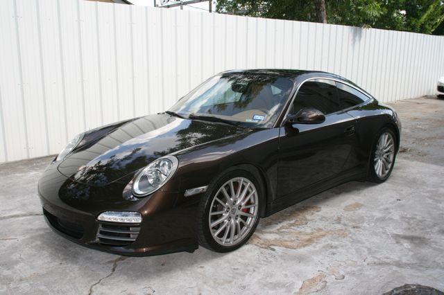2009 Porsche 911 4S Targa 4S Targa Houston, Texas 2