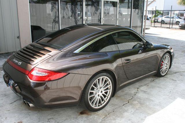 2009 Porsche 911 4S Targa 4S Targa Houston, Texas 8