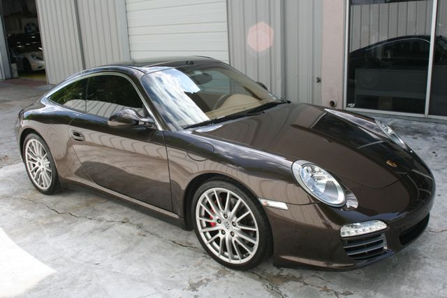 2009 Porsche 911 4S Targa 4S Targa Houston, Texas 9