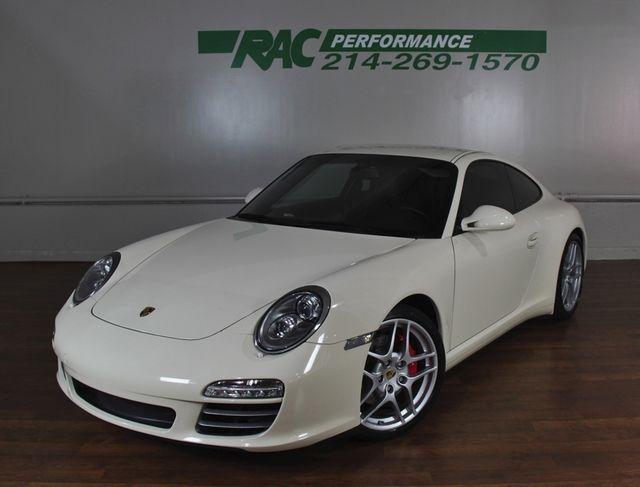 2009 Porsche 911 Carrera 4S