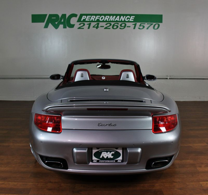 2009 Porsche 911 Turbo Cabriolet in Carrollton, TX