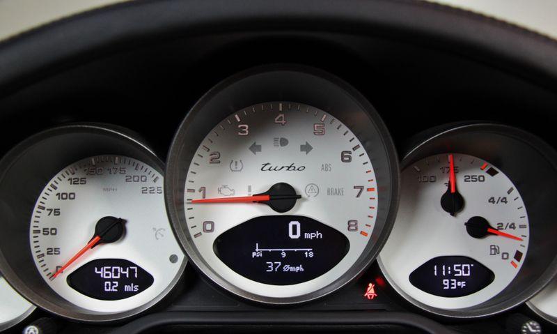 2009 Porsche 911 Turbo Cabriolet in Carrollton, TX