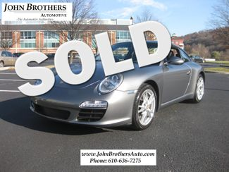 2009 Sold Porsche 911 Carrera PDK Conshohocken, Pennsylvania