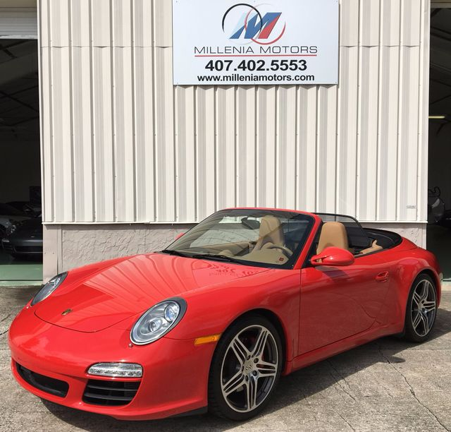 2009 Porsche 911 Carrera S Longwood, FL 48