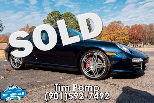 2009 Porsche 911 Carrera 4S CLEAN CARFAX 1 OWNER in Memphis Tennessee